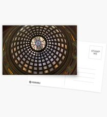 The Dome - Natural History Museum, Stockholm, Sweden Postcards