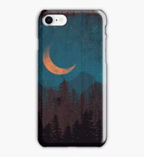 Those Summer Nights... iPhone Case/Skin