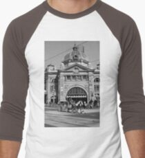 Flinders Street Station, Melbourne T-Shirt
