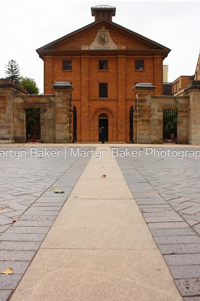 Hyde Park Barracks Museum by Martyn Baker | Martyn Baker Photography