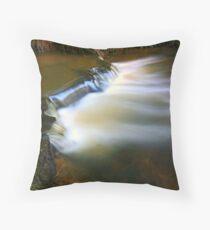 """""""Little Creek"""" Throw Pillow"""