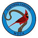 Northern Cardinal by JadaFitch