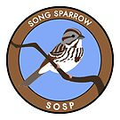 Song Sparrow by JadaFitch