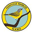 Nashville Warbler by JadaFitch