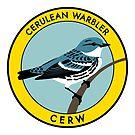 Cerulean Warbler by JadaFitch