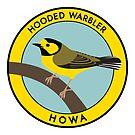 Hooded Warbler by JadaFitch