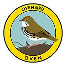 Ovenbird by JadaFitch