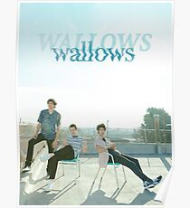 wallows poster-style edit Poster