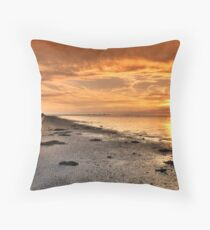 Het wad. Throw Pillow