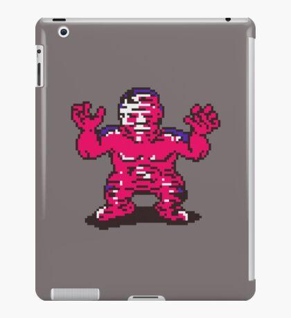 Fierce Shattered Man iPad Case/Skin