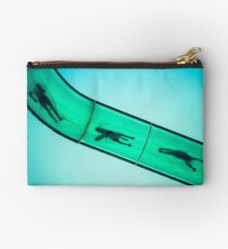 Sliding into Summer Zipper Pouch