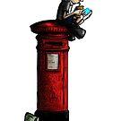 Mailbox Kid by Kieran Madden