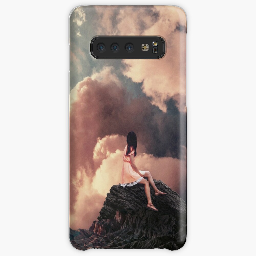 You came from the Clouds Case & Skin for Samsung Galaxy