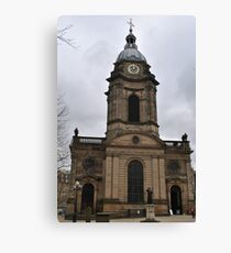 St. Philip's Cathedral Birmingham Canvas Print