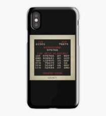 8-bit Life Cycle iPhone Case/Skin