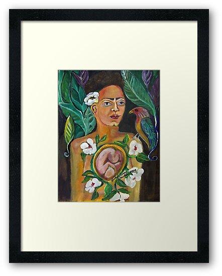 FRIDA's BABY by Ruth Olivar Millan by Ruth OLIVAR MILLAN