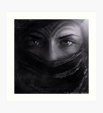 The Hunter II Art Print