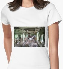 Railway Graveyard 06 Fitted T-Shirt