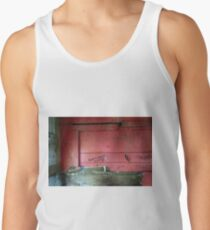 Railway Graveyard 07 (There is Beauty in Decay) Tank Top