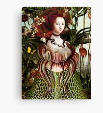 Miss Eve Canvas Print