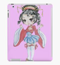 Chibi Geisha  iPad Case/Skin