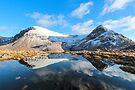 Beinn Eighe Reflections by ScotLandscapes