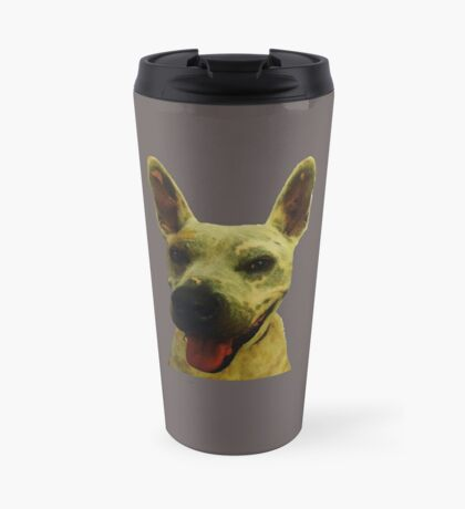 Smiling Jeff Travel Mug