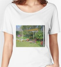 Shady corner, Toowoomba, Queensland, Australia Women's Relaxed Fit T-Shirt