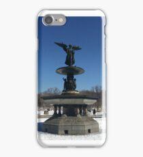 Central Park Bethesda Fountain iPhone Case/Skin