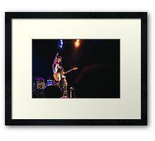 Mac Demarco Live 2 Framed Print
