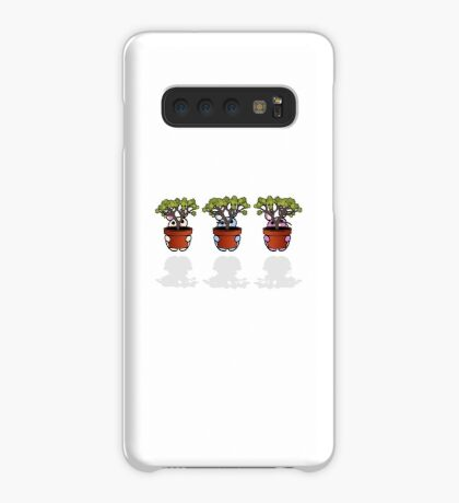 STPC: Three Chibis (Joshua Tree) Case/Skin for Samsung Galaxy