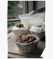 Icing on the (Cup)cake Poster