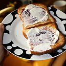 Toasty by Ashlee Betteridge
