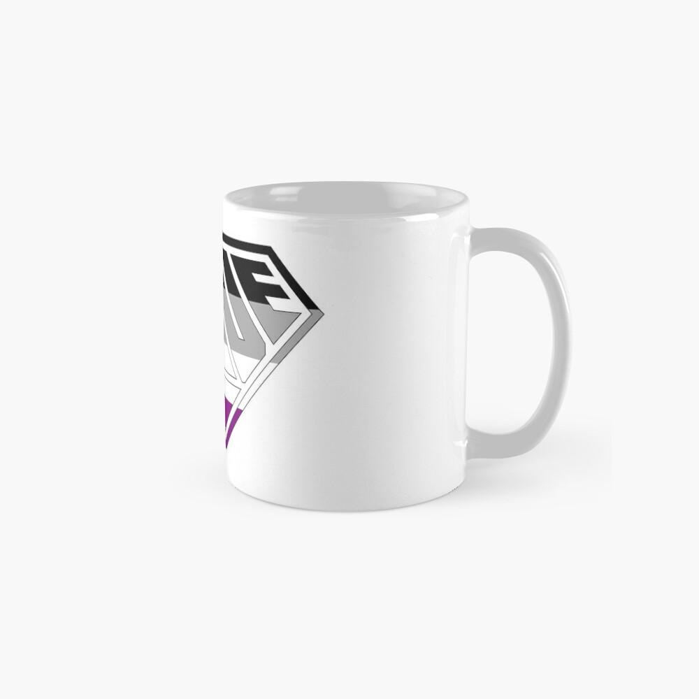 Love SuperEmpowered (Black, Grey, White & Purple) Classic Mug