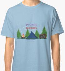 TV Camp buddies  Classic T-Shirt