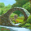 Blithwold Arch by Beth Johnston