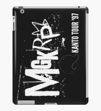Pseudo Band   MGKRP - Kanto Tour iPad Case/Skin