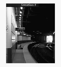Location F Photographic Print
