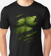 The Incredible Green Super Soldier T-Shirt