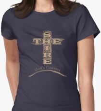 God's Country Womens Fitted T-Shirt