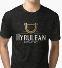 Hyrulean Stout Tee Tri-blend T-Shirt