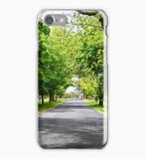 Hill End Country Road iPhone Case/Skin