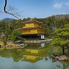 Golden Pavilion by andreisky