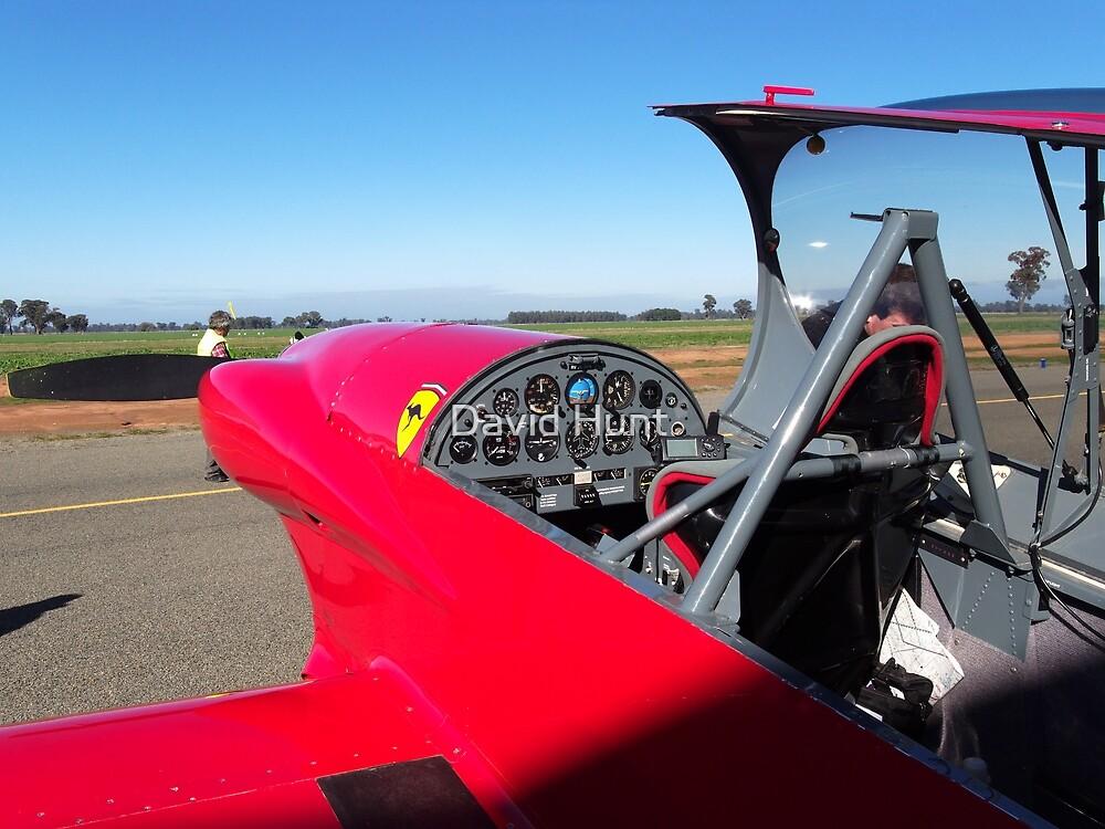 Rv4 Cockpit By David Hunt Redbubble