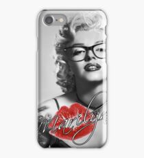 Marilyn Hipster iPhone Case/Skin