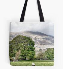 Scotch landscape Tote Bag