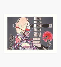 untitled 22/07/10 #1 Art Print