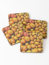 #DeepDream Fruits 5x5K v1454417933 Coasters