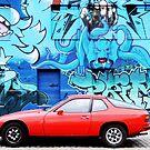 Porsche 924 by heinrich