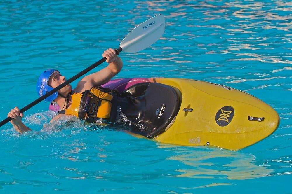 Kayak Rollover by noffi